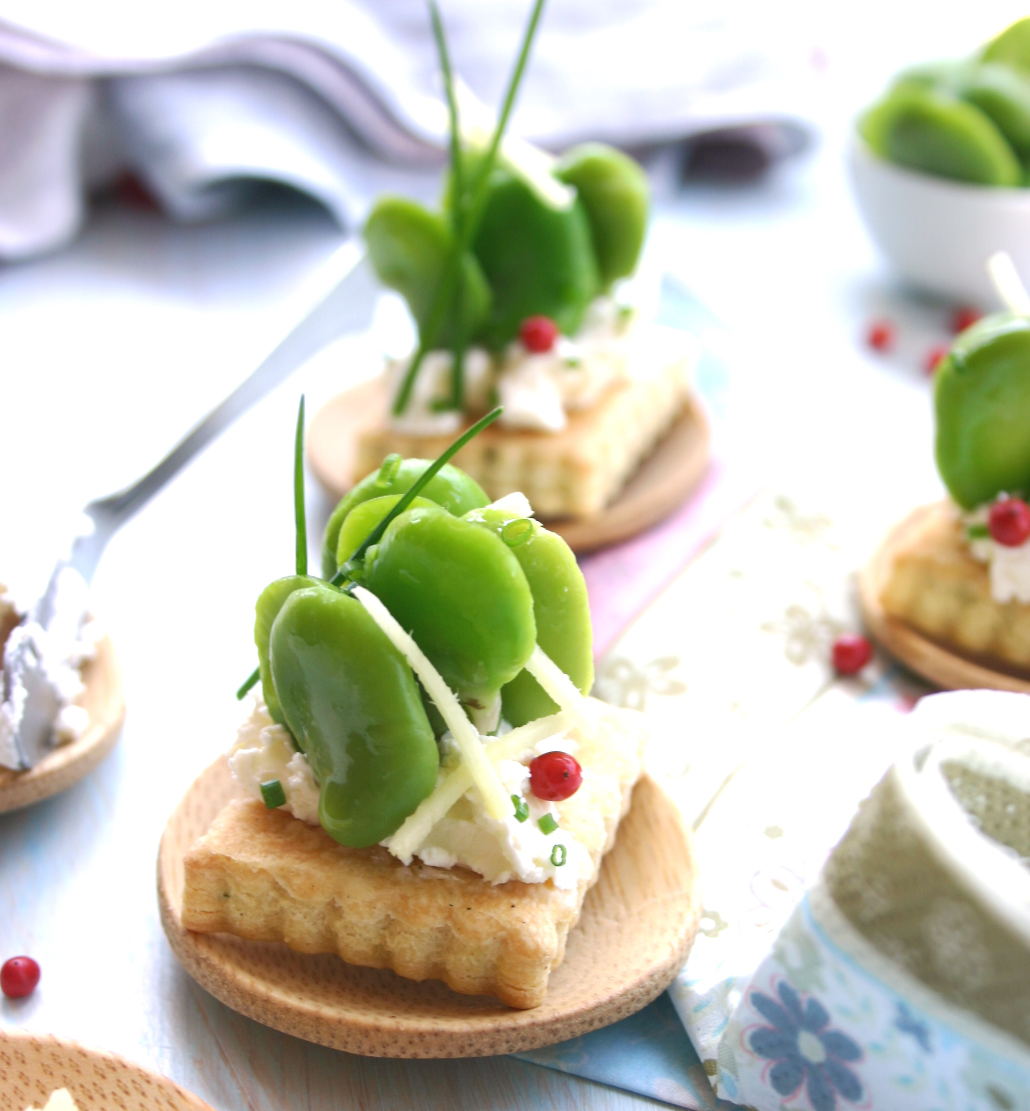La recette du blog la cuisine de no mie restopolitan for La fontaine aux cuisines