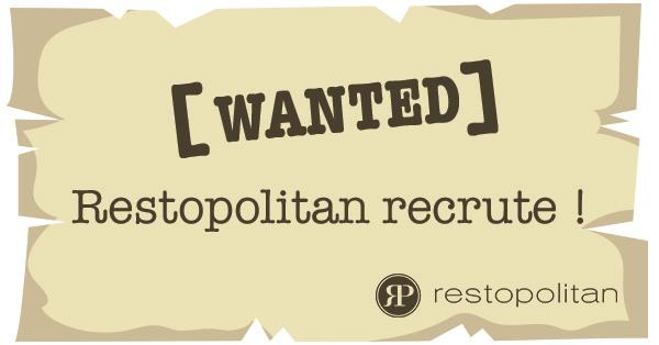 Restopolitan Recrute